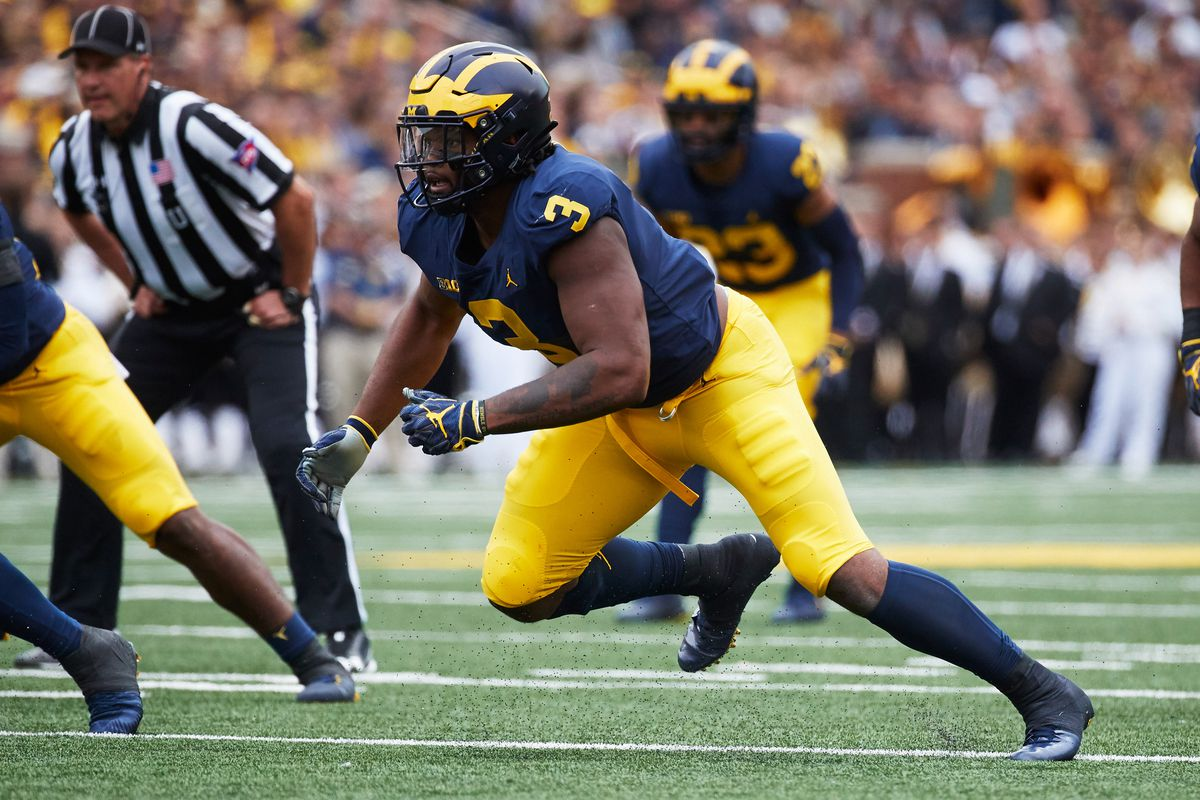 Maize N Brew 2019 NFL Mock Draft 1.0 - Maize n Brew 729525836