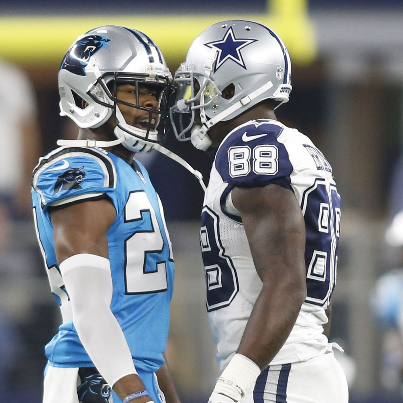 best service 72c98 965e3 Ten Thoughts on the NFL: Josh Norman for DPOY? The Chiefs ...