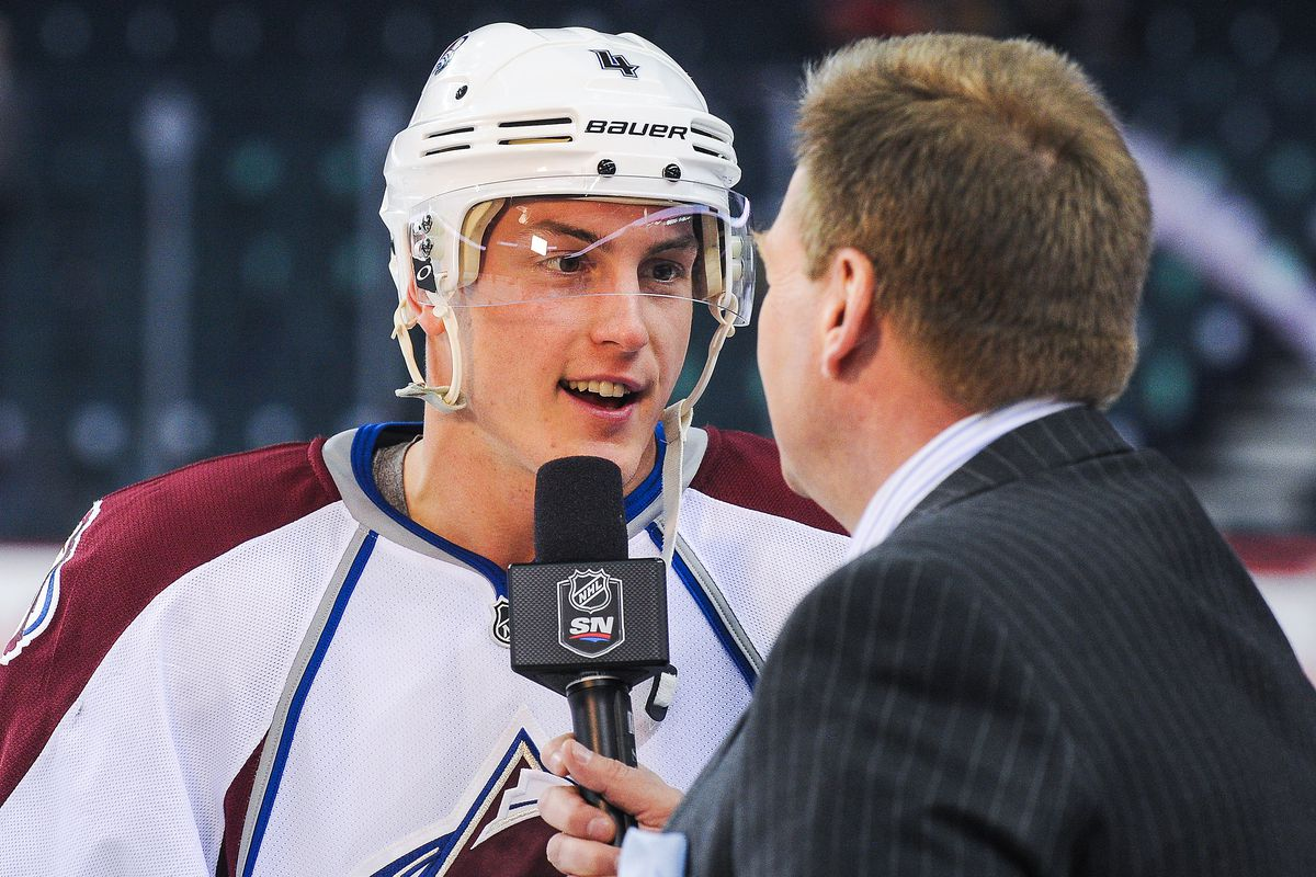 We did not interview Tyson Barrie. But if we did we would use this image.