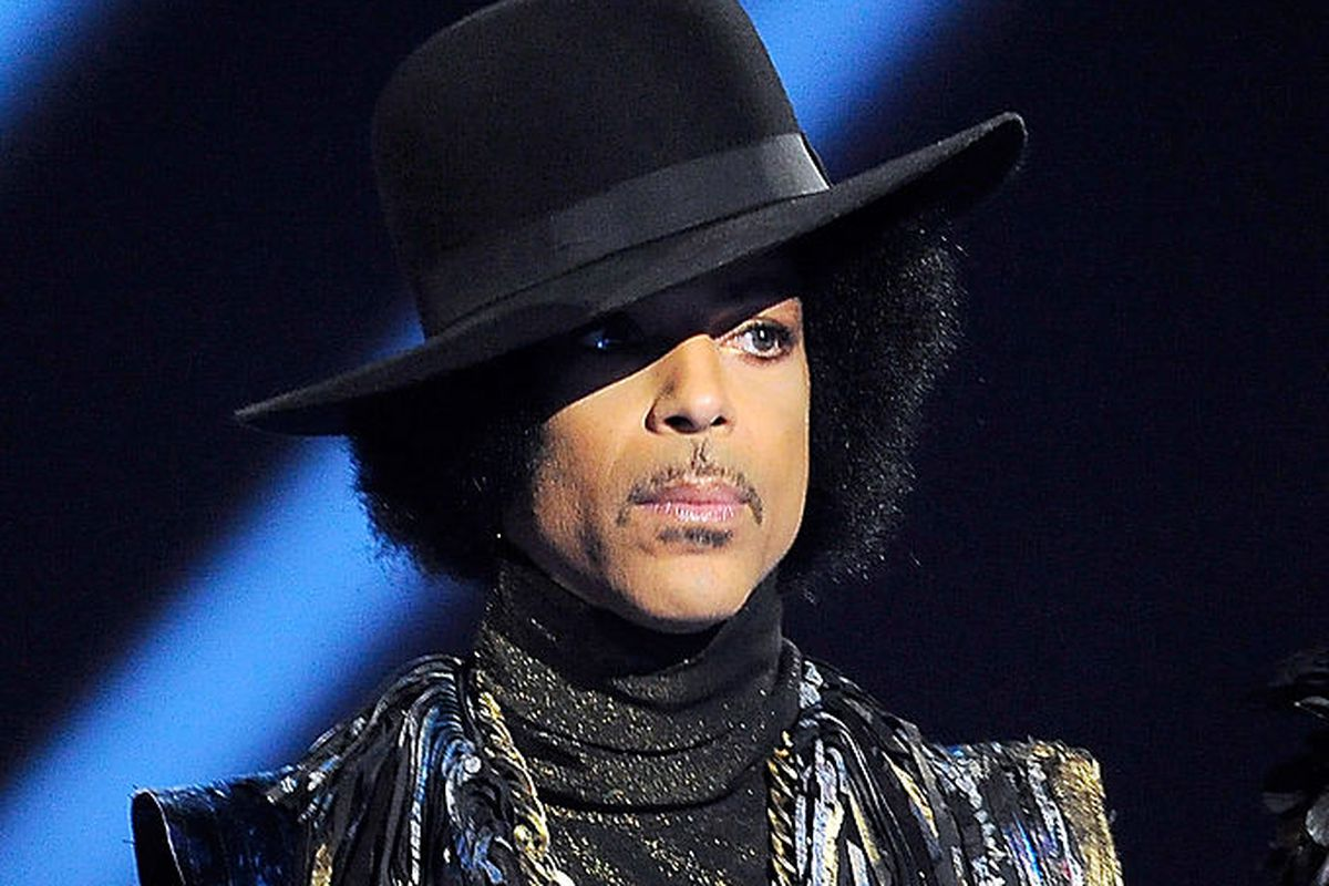 Prince, shown here in 2014, was reportedly seeking treatment for an opioid painkiller addiction just before his death.