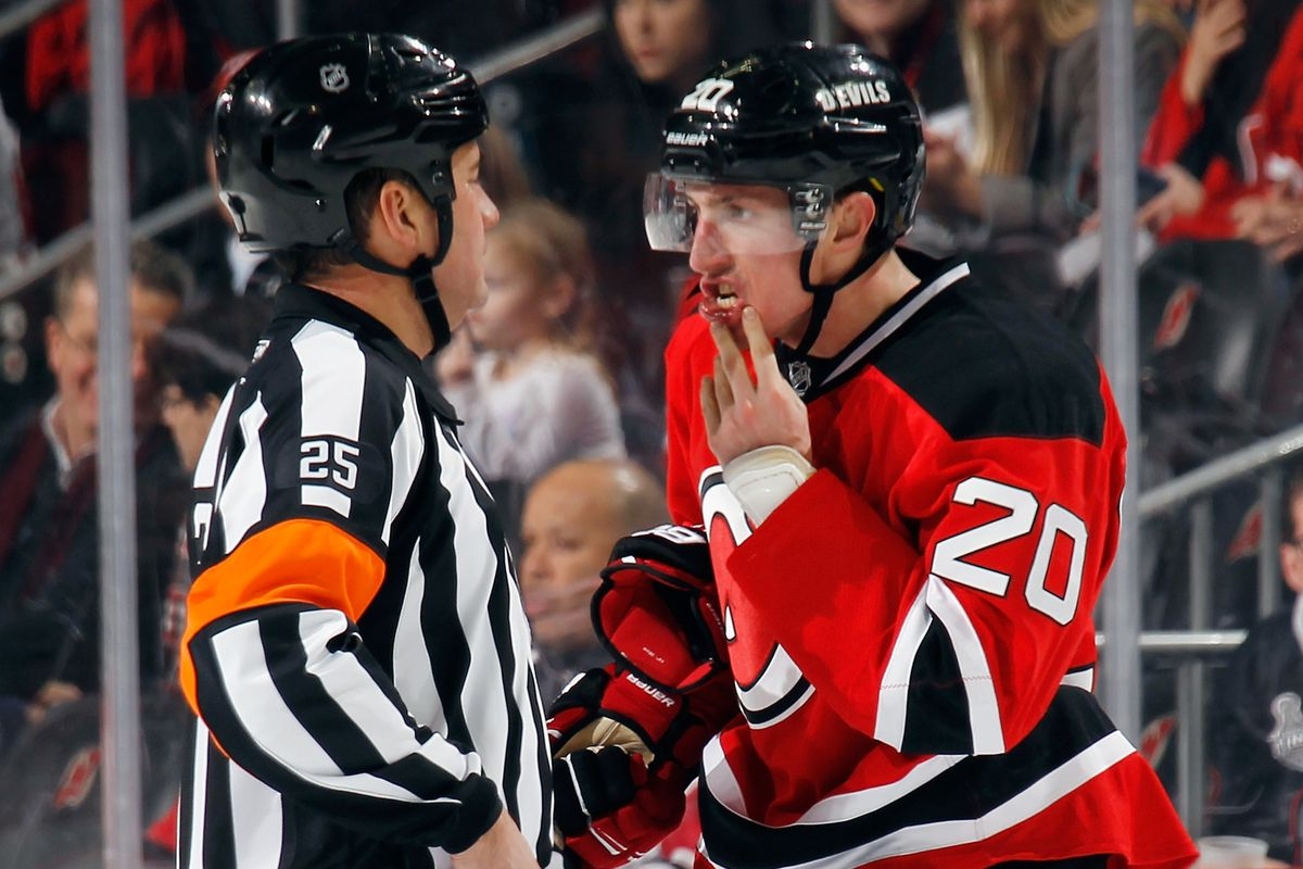 """""""But ref, if you look real hard you can see that high-stick is playing havoc with my cold sores..."""""""