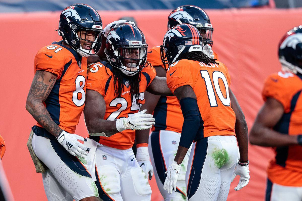 NFL: Miami Dolphins at Denver Broncos