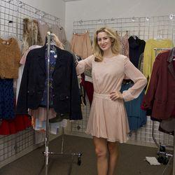 Alexis Bryan Morgan, Executive Fashion Director