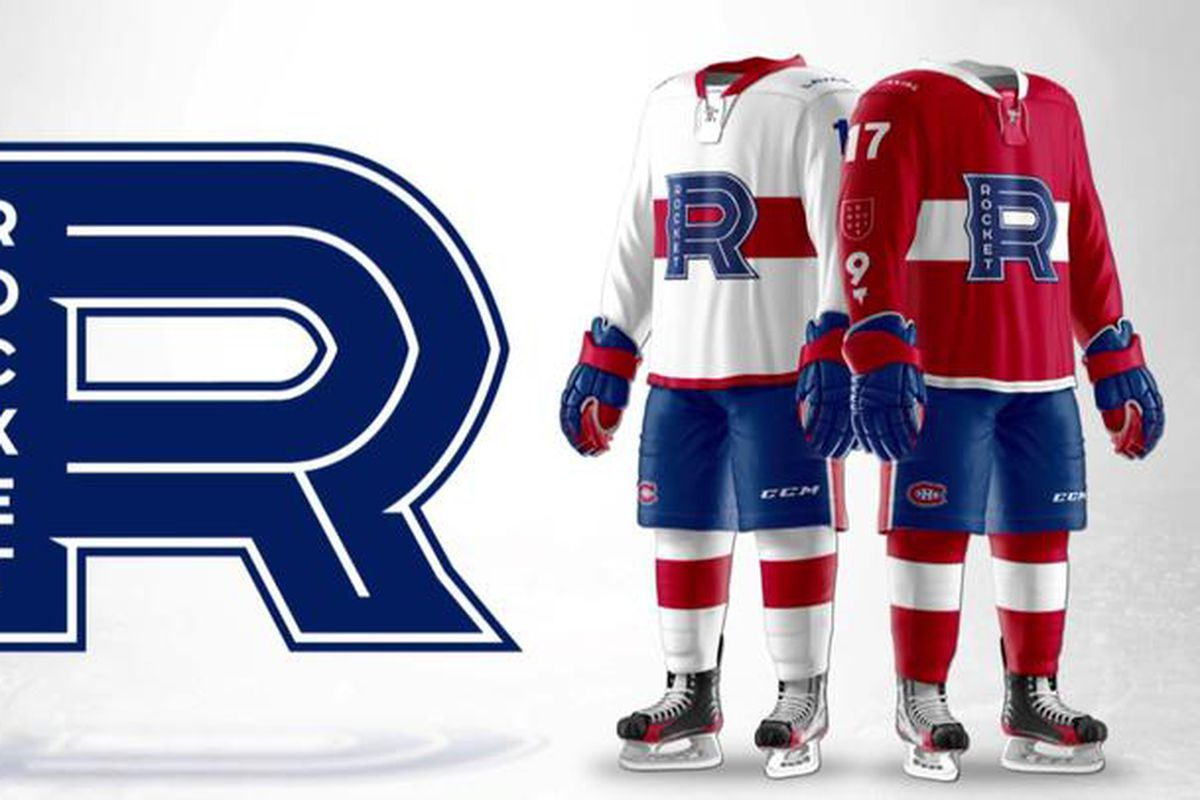 Laval Rocket Unveil Logo And Uniforms For 2017 18 Season Eyes On