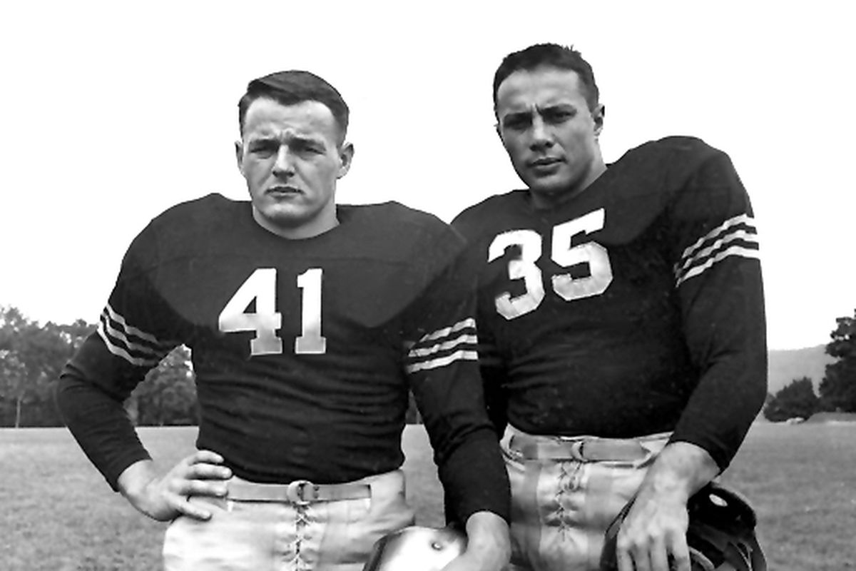 Army Navy Game >> Game of the Year of the Day, 1945: Army 61, Penn 0 - Football Study Hall