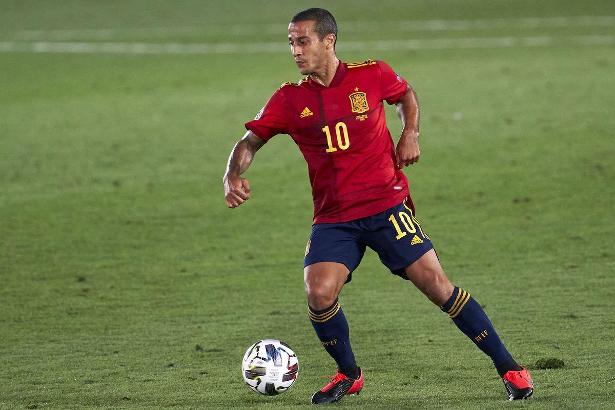 Spain v Ukraine - UEFA Nations League
