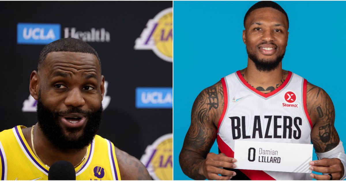 LeBron, Giannis, and Damian Lillard explain why they got Covid vaccine