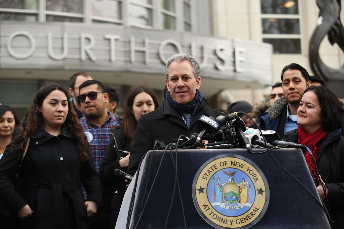 Former New York Attorney General Eric Schneiderman might have more accusers.