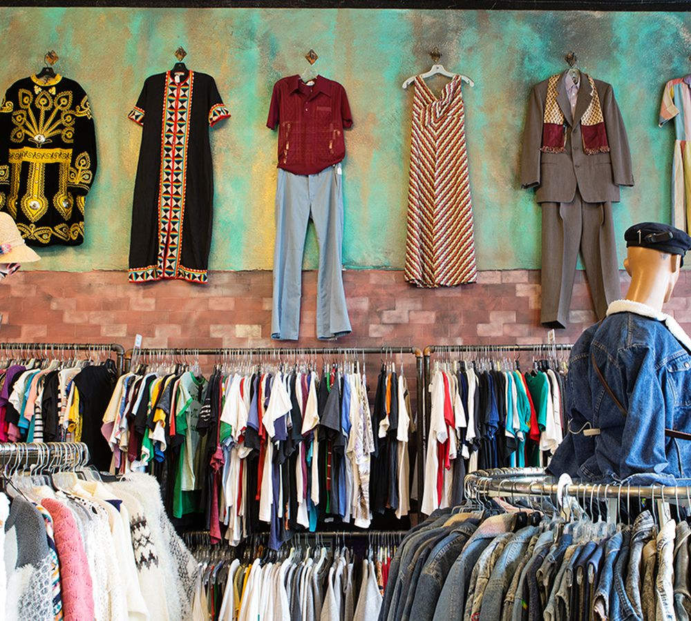 6c7aa4e74 Serious vintage and thrift lovers will appreciate the cluster of options  near Haight-Ashbury