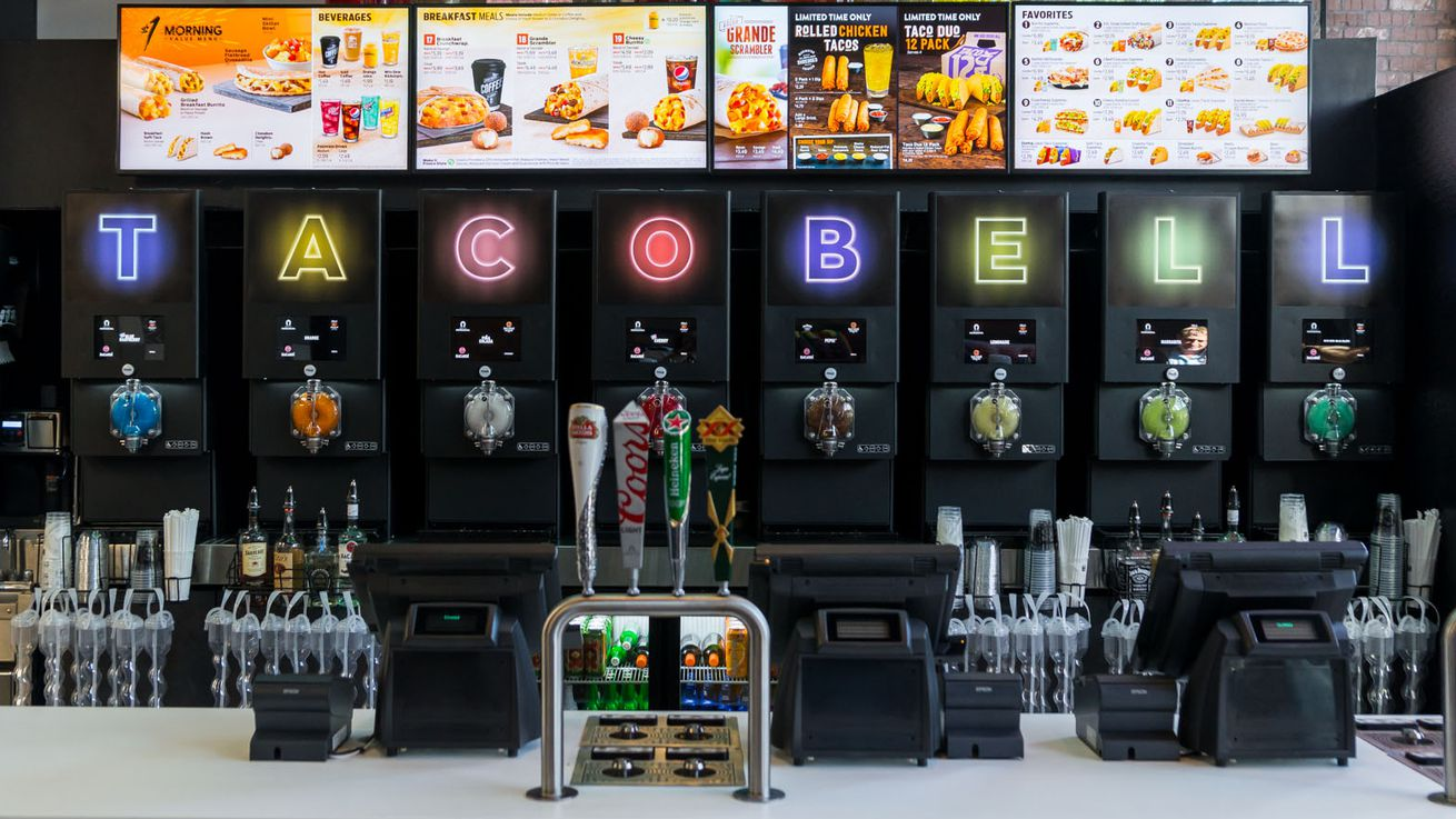 This Week in Food: Alcohol and Taco Bell Are a Winning Combination