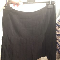 Pleated skirt in size 4, $45