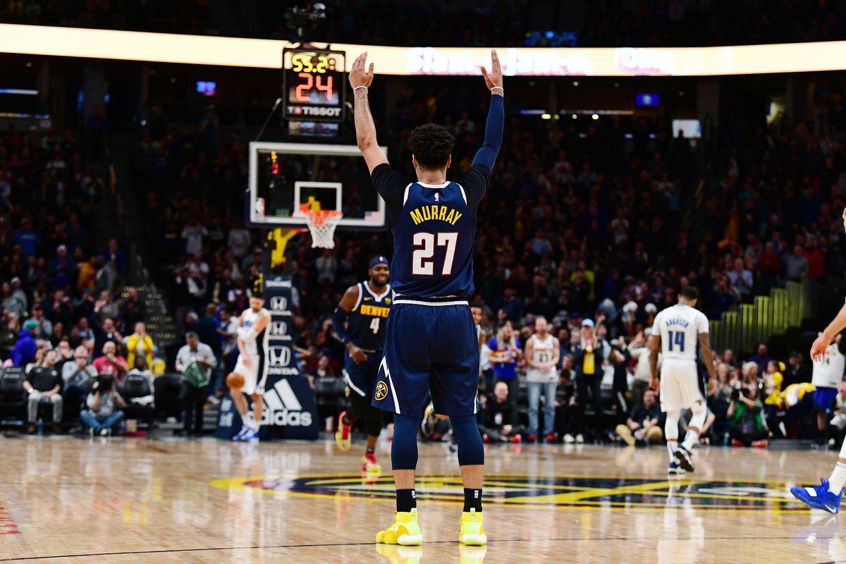 NBA: Orlando Magic at Denver Nuggets