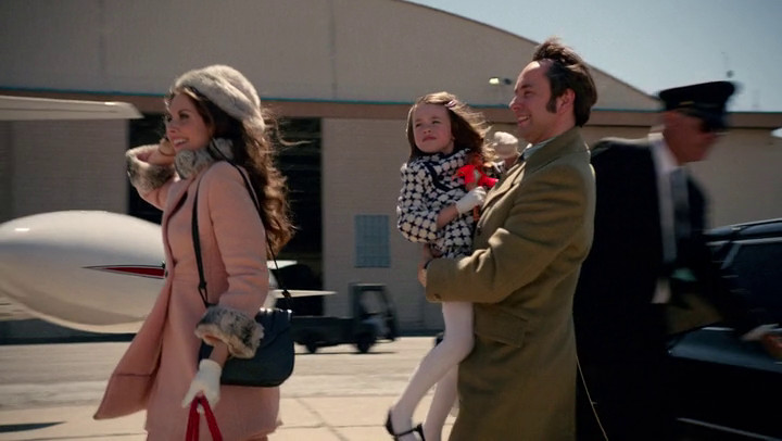 Pete moves to Wichita in the Mad Men finale.