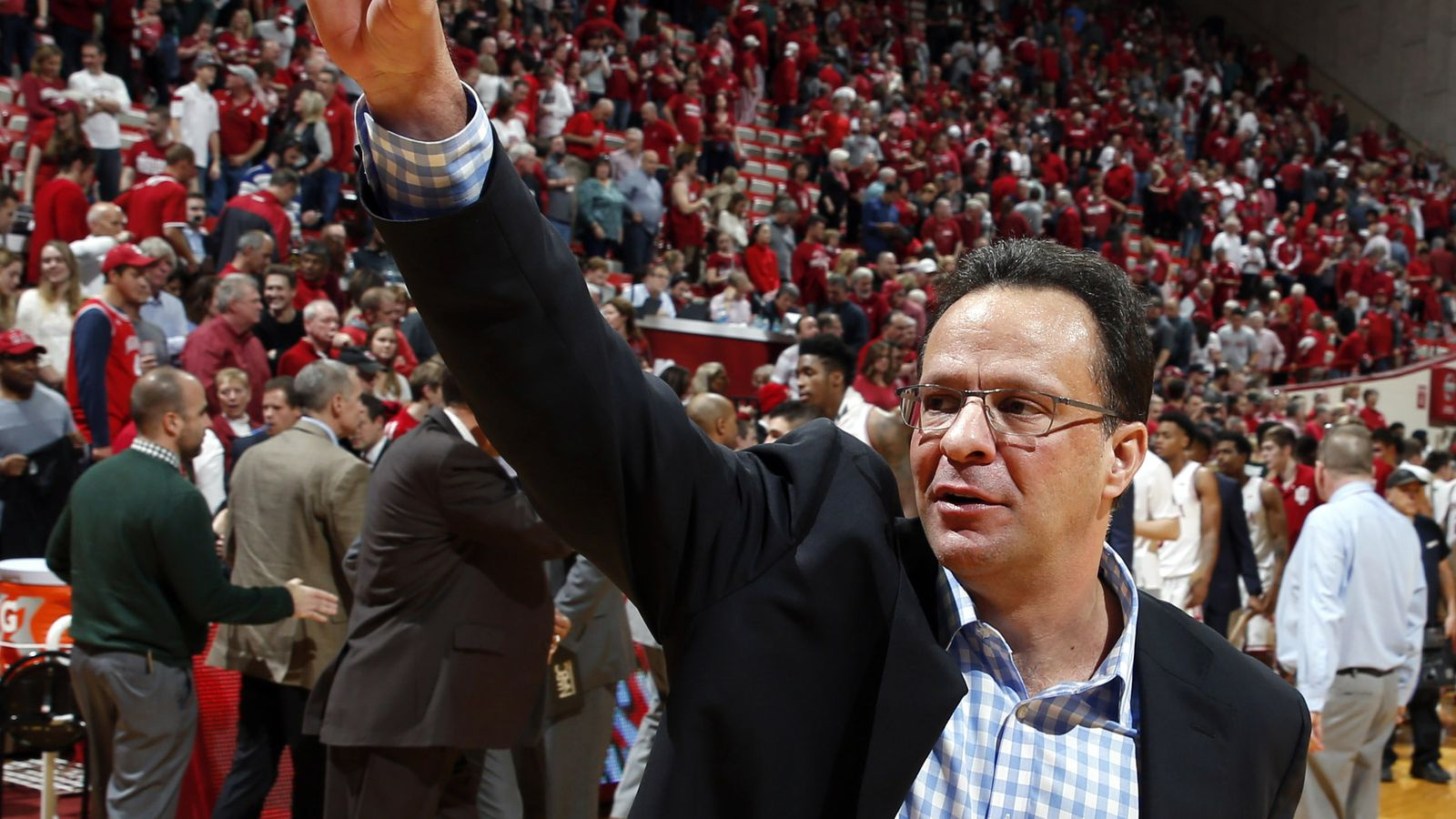 Indiana firing Tom Crean would be almost pletely unprecedented