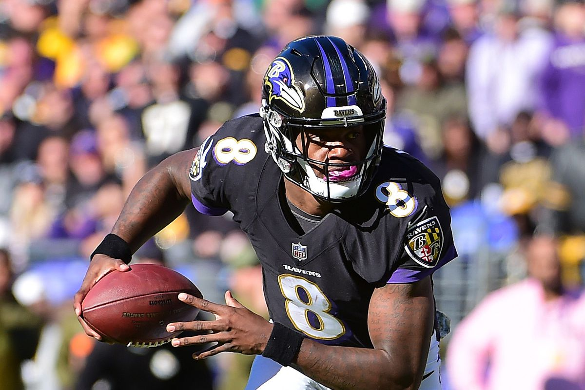 c2efebcc9 Breaking Down the Ravens: Defending Lamar Jackson and other thoughts on the  Steelers' biggest rival