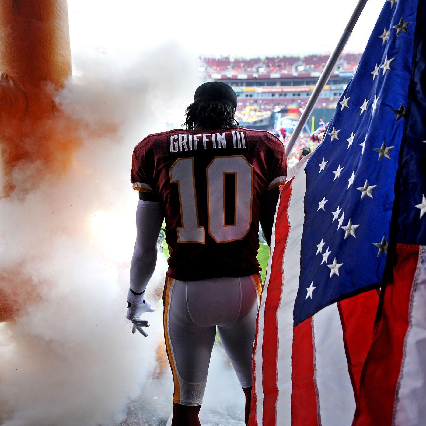 c1dc52bc Eagles vs. Redskins game recap: RGIII tosses four TDs as Washington ...