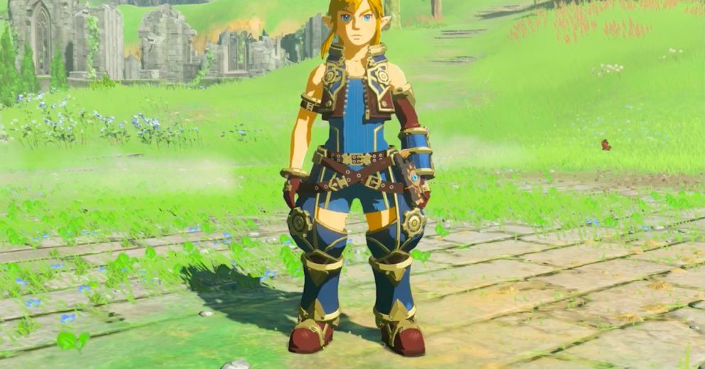 Xenoblade Chronicles 2 meets Breath of the Wild for ...