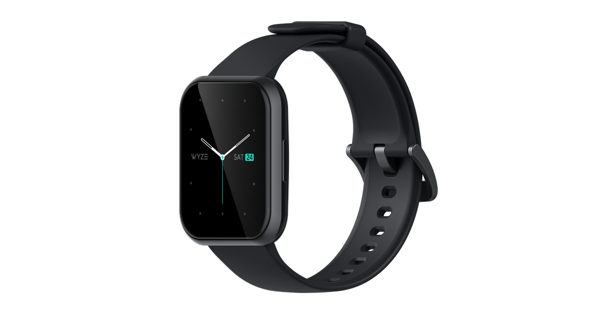 Wyze announces $20 smartwatch with nine-day battery life - The Verge