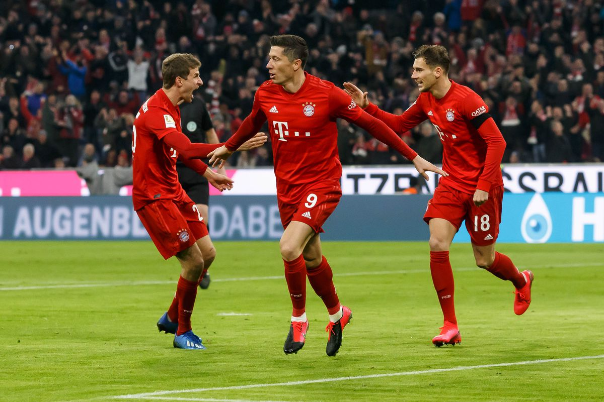 Three observations from Bayern Munich's big win over ...