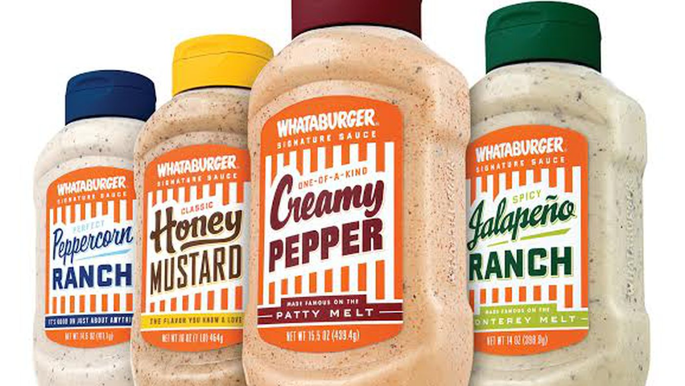 Whataburger is Taking Over The Condiment Aisle - Eater Dallas