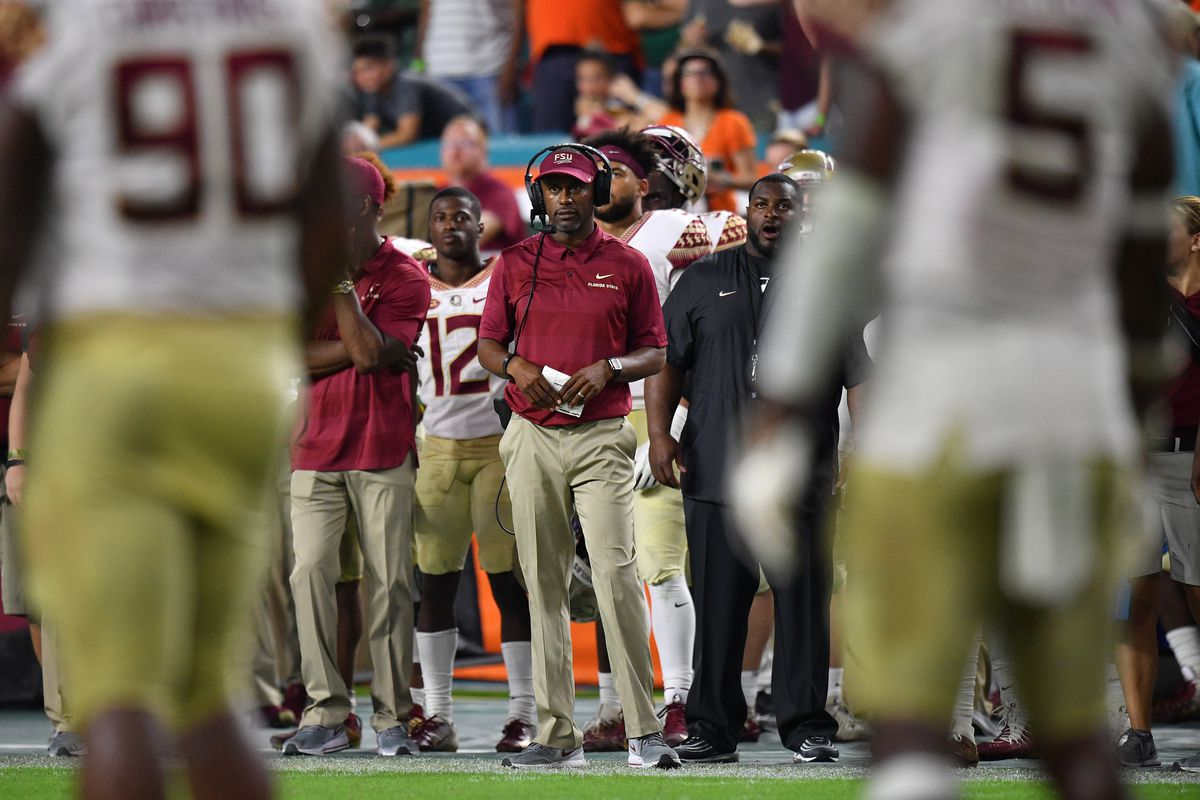 The Good And Bad Of Florida State S 2019 Football Schedule