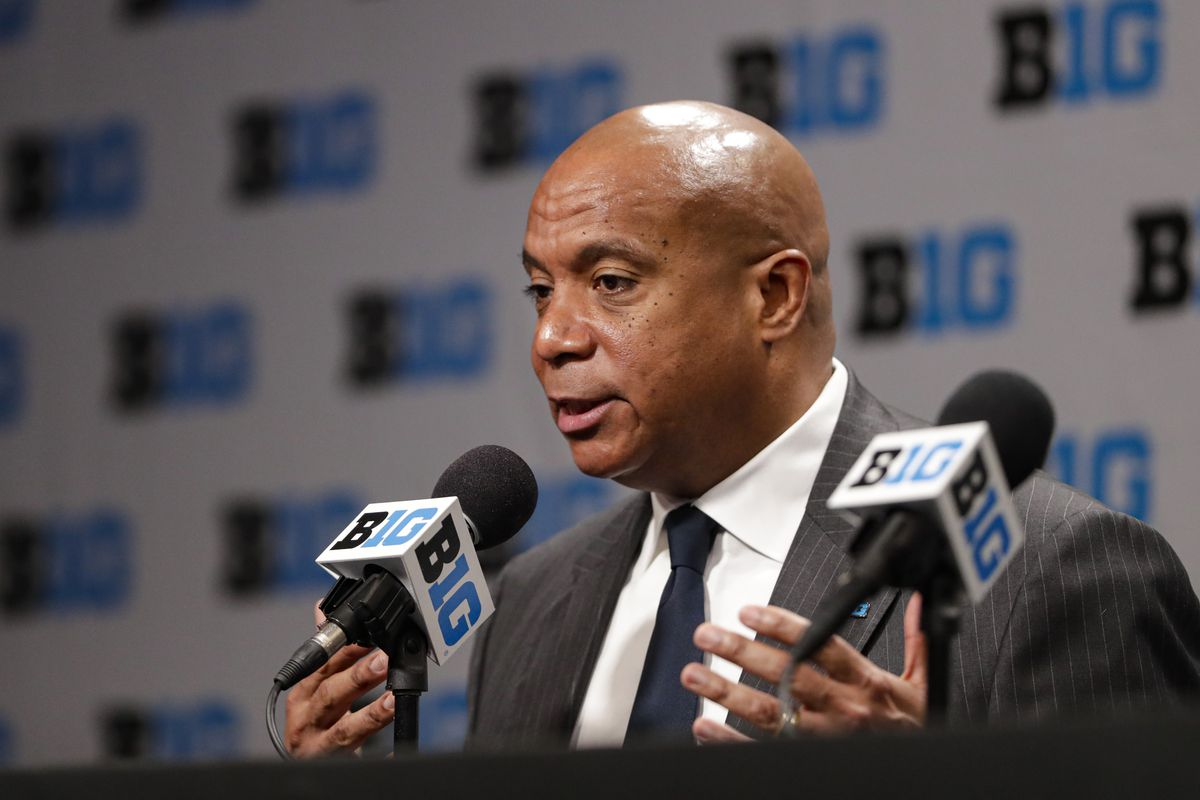 """""""The cabinet will be instrumental for us both short and long term, as we pursue our goal of creating and maintaining the most comprehensive mental health and wellness platform in college athletics,"""" Big Ten commissioner Kevin Warren said."""