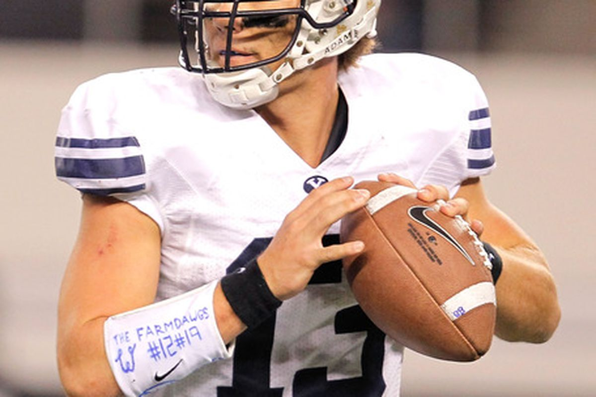 Mike Breske is going to have some wrinkles cooked up for Riley Nelson and his teammates in the season opener on Aug. 30.