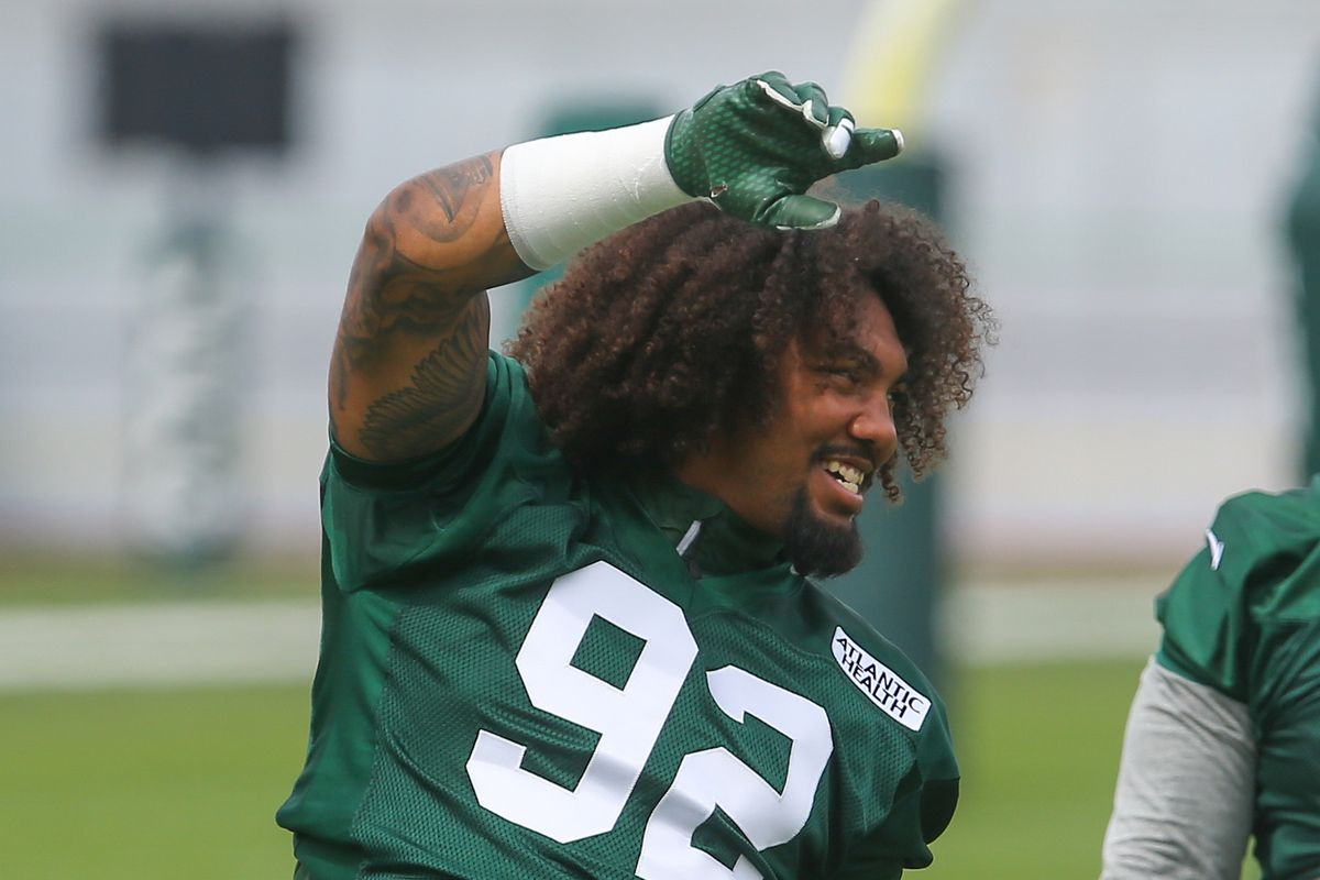 Jets 2017 Roster Breakdown Can Leonard Williams Build on an