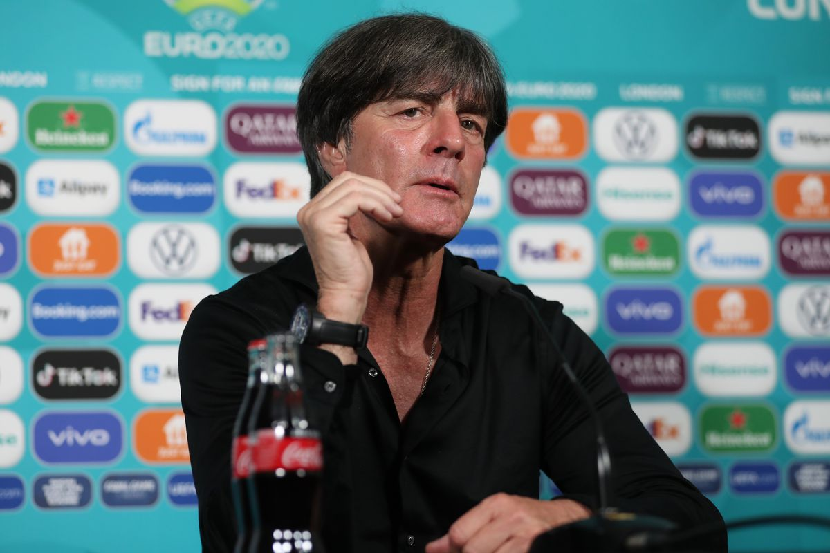 Germany Training Session and Press Conference - UEFA Euro 2020: Round of 16