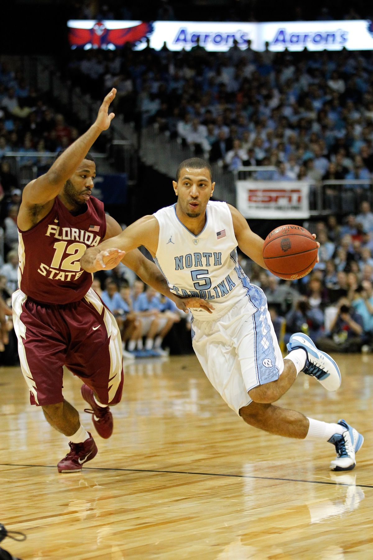 ACC Basketball Tournament - Florida State v North Carolina