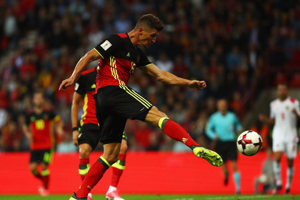 Belgium v Gibraltar - FIFA 2018 World Cup Qualifier