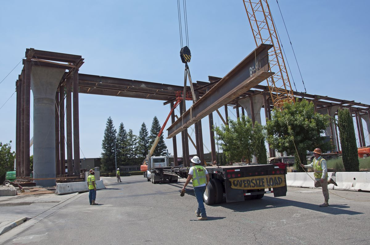 State Environmental Laws Threaten To Slow CA High Speed Rail Project