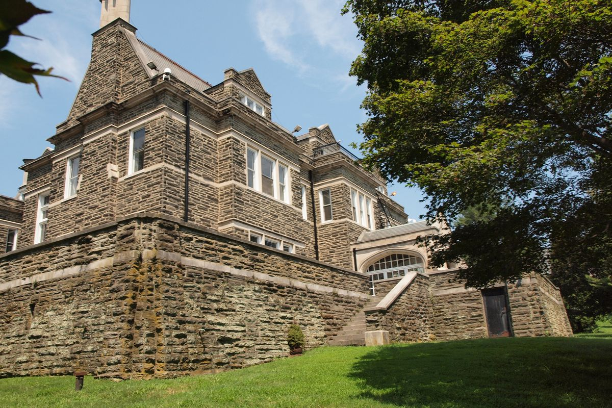 The Greylock Mansion in Chestnut Hill is up for sheriff's sale in September.
