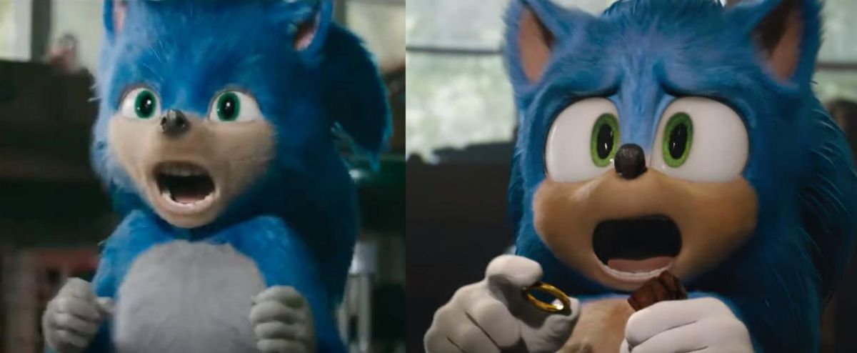 Sonic The Hedgehog Returns With Bigger Eyes And Fewer Teeth In New Trailer The Verge