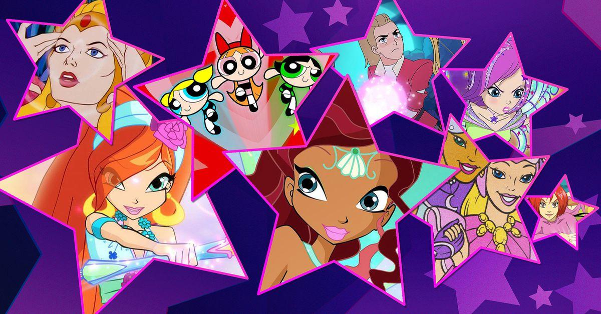 Classic girl-power cartoons deserve their shot at the big screen