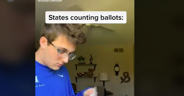 Election memes of Georgia, Philly, and Nevada are going ...