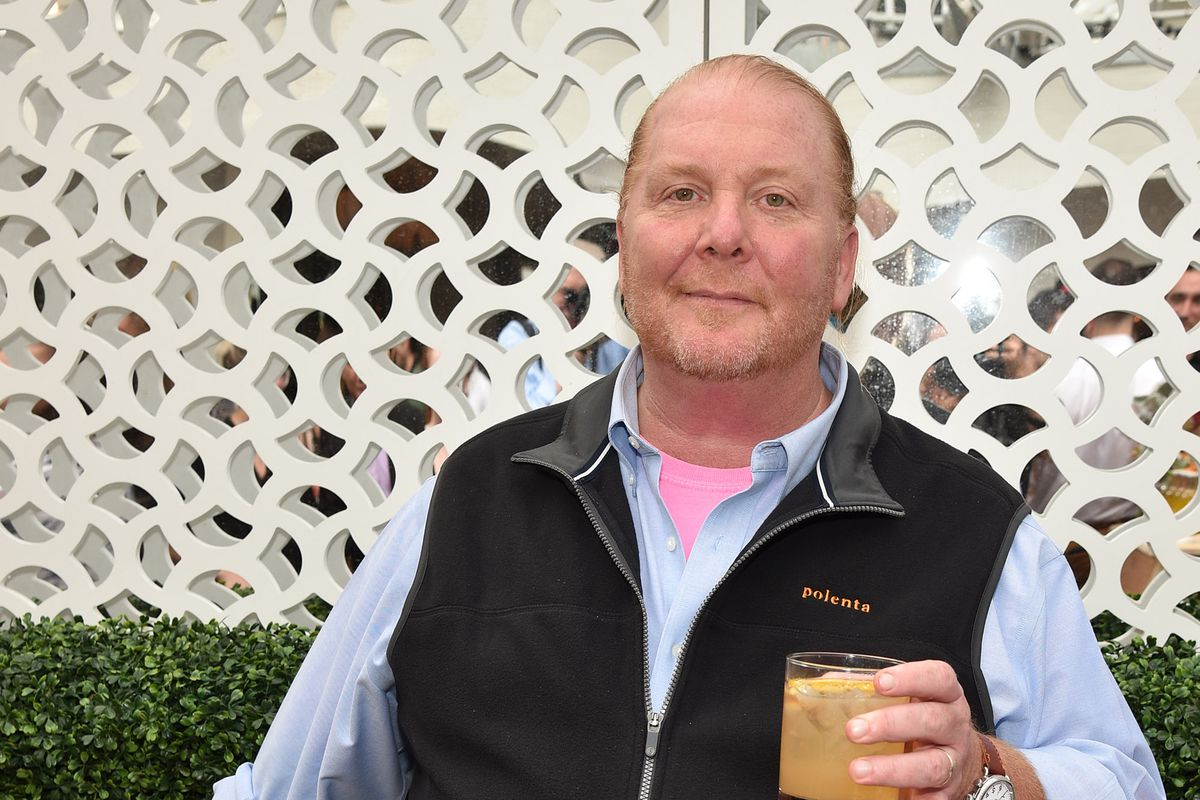 Mario Batali Welcomes Summer With Cointreau Cocktails At La Sirena