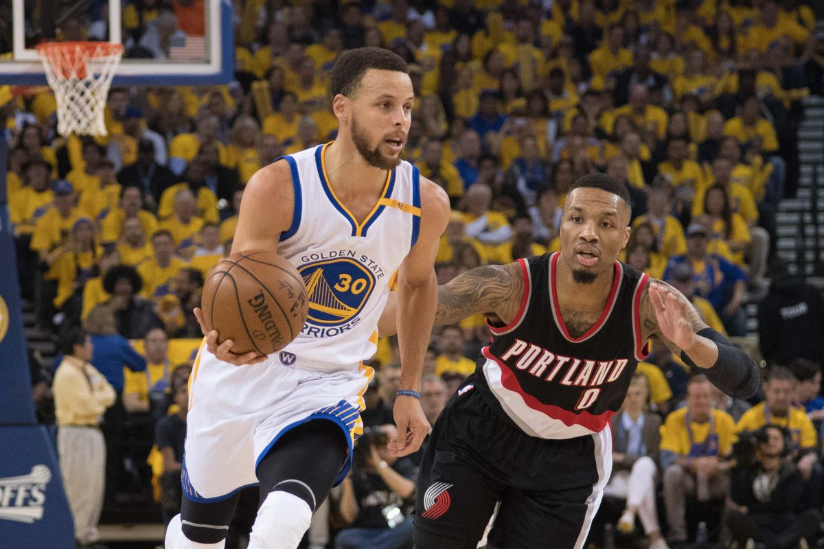 2e027f0d3 How the Golden State Warriors and Portland Trail Blazers Diverged. New ...