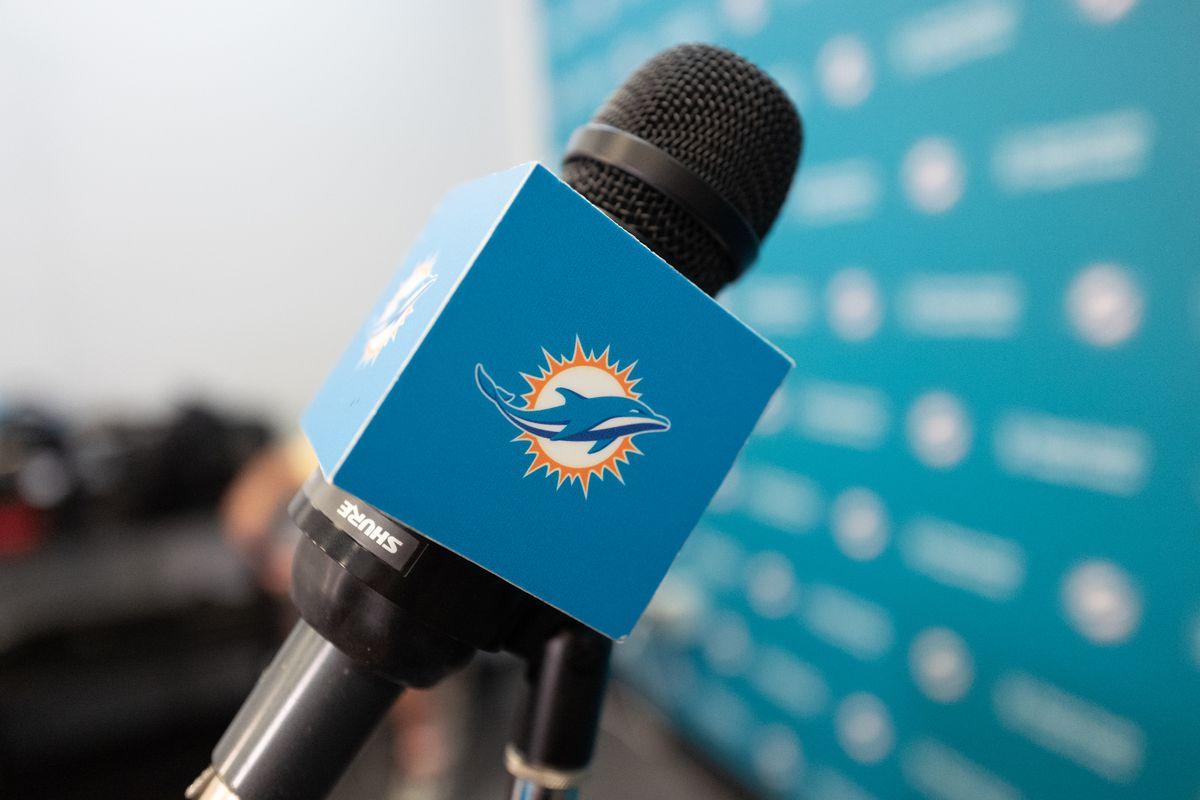 Miami Dolphins Introduce Josh Rosen