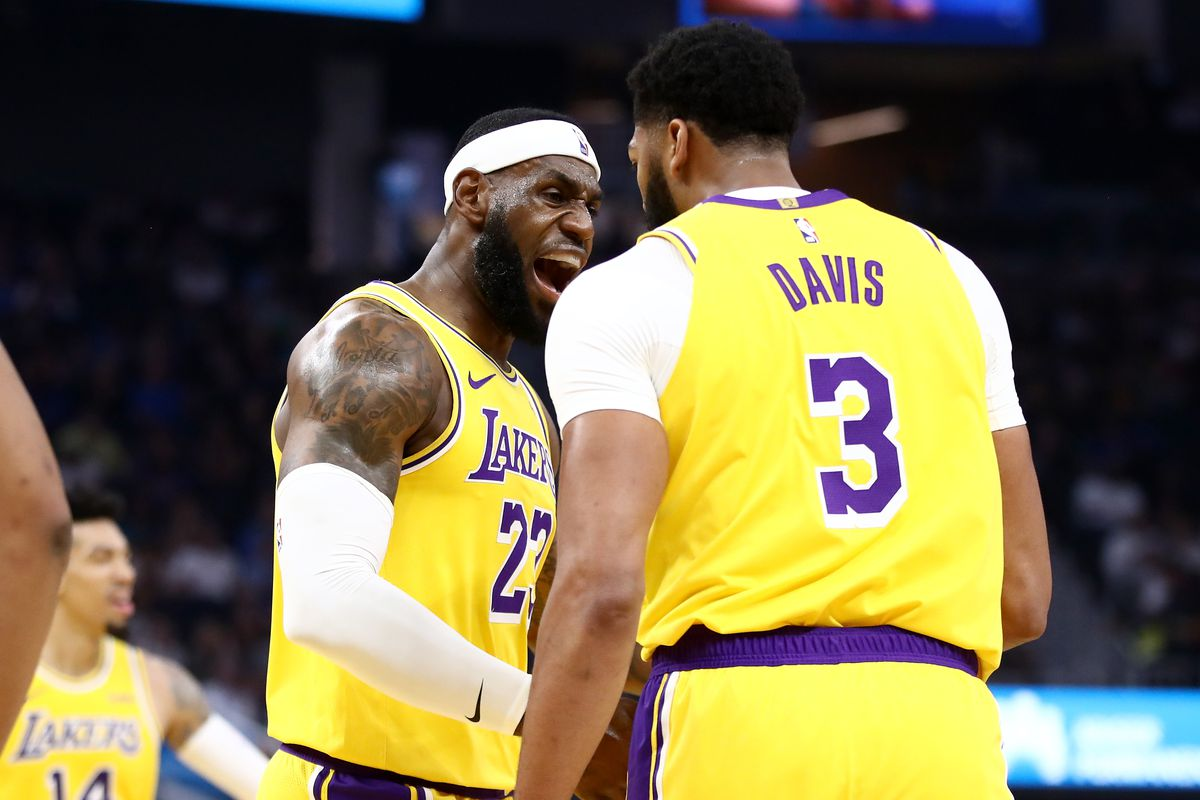 Anthony Davis Says Lakers Opponents Will Have To Pick Their