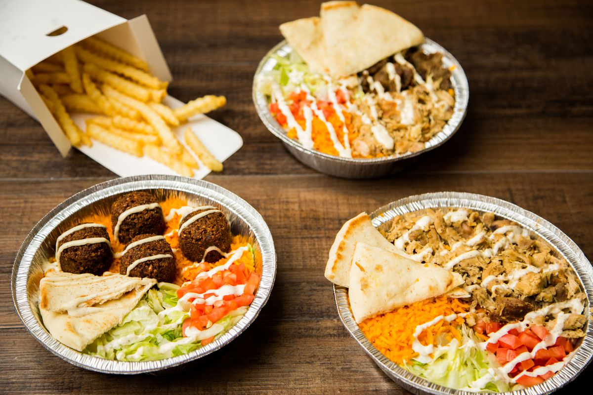 The Halal Guys 7 Leaves Cafe Opening At Grand Canal Shoppes Eater Vegas