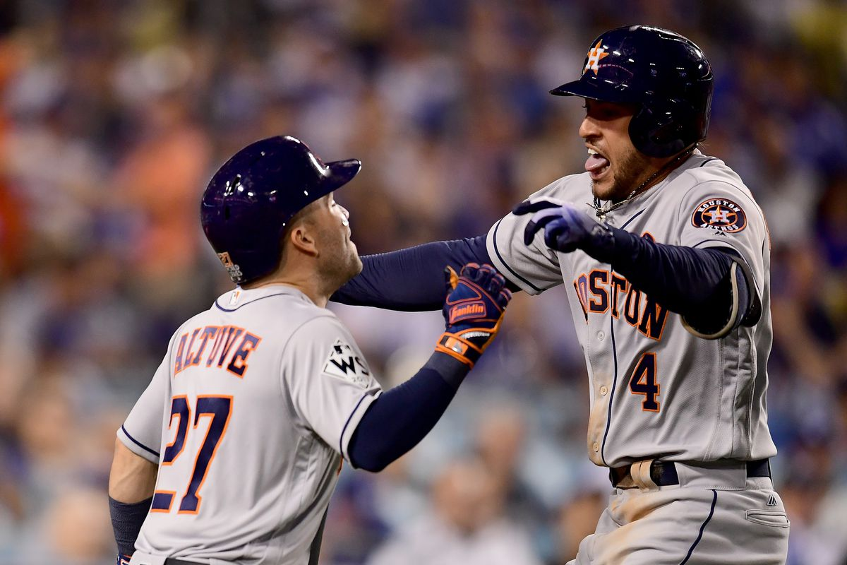 The Astros' Extra-Innings Game 2 Win Was a Generational Epic