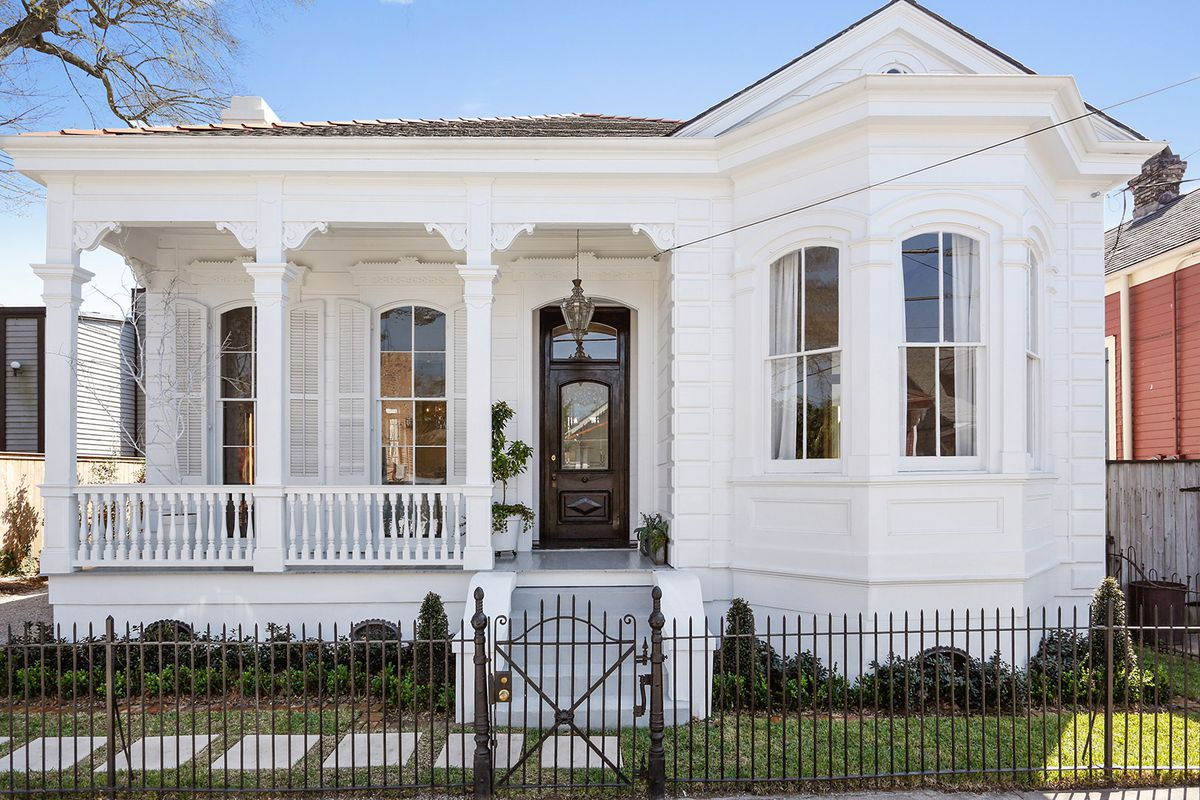 Marigny Queen Anne Victorian home asks $1.995M - Curbed New Orleans