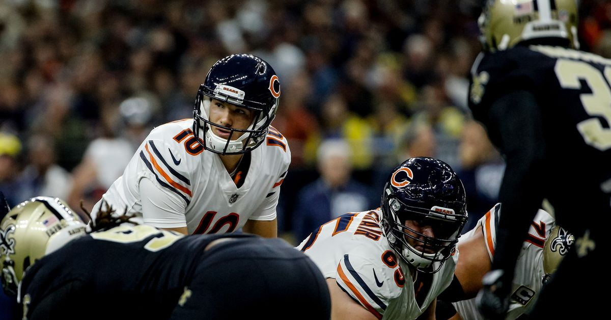 Bears hope cold weather gets to Brees in Week 7
