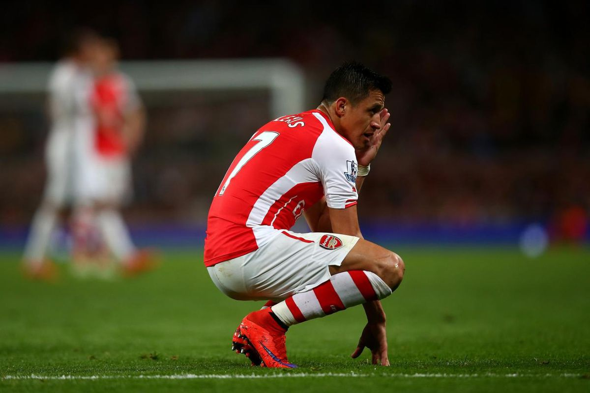 Alexis Sanchez is one of many Arsenal players likely to miss the opening match