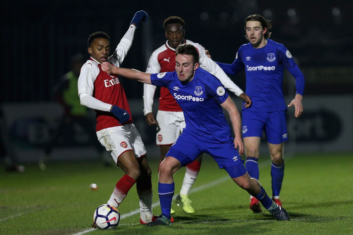 Arsenal v Everton - Premier League 2