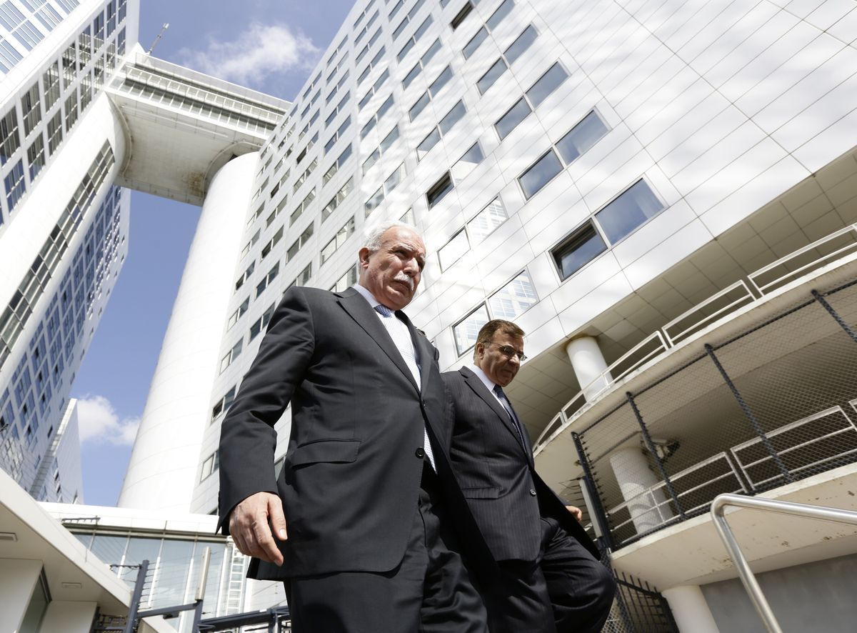 Palestine at ICC