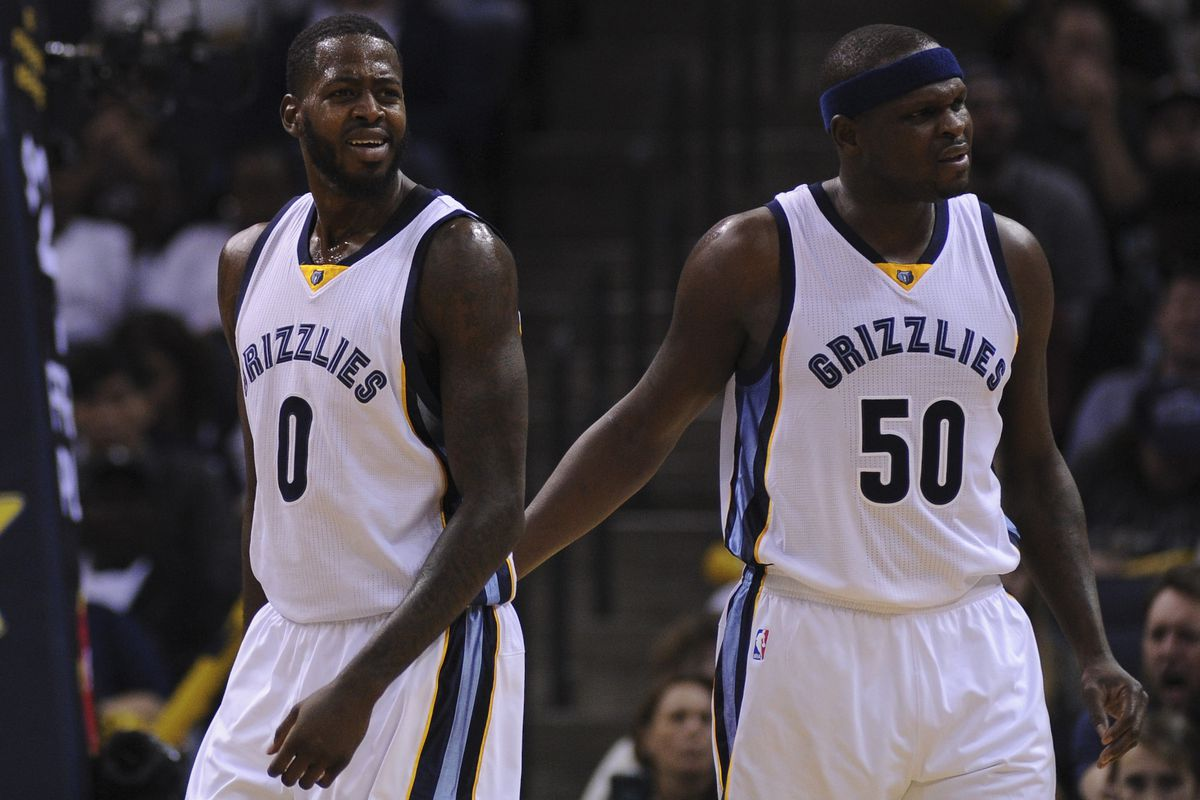 Are these two guys enough size off the bench for Memphis?