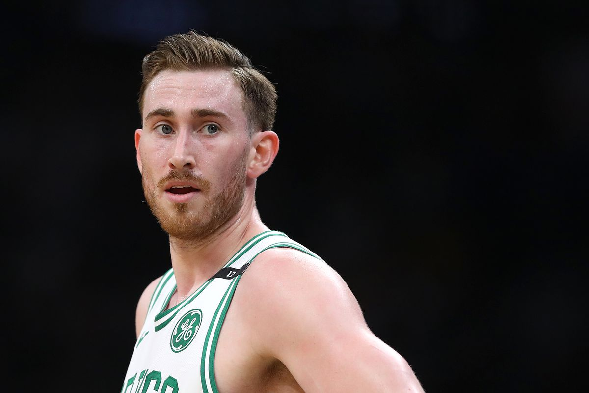 Gordon Hayward could benefit from following the Paul George