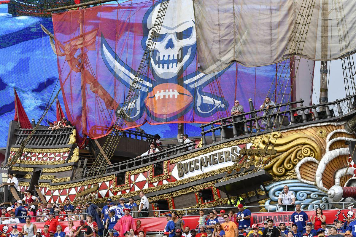 NFL: OCT 01 Giants at Buccaneers